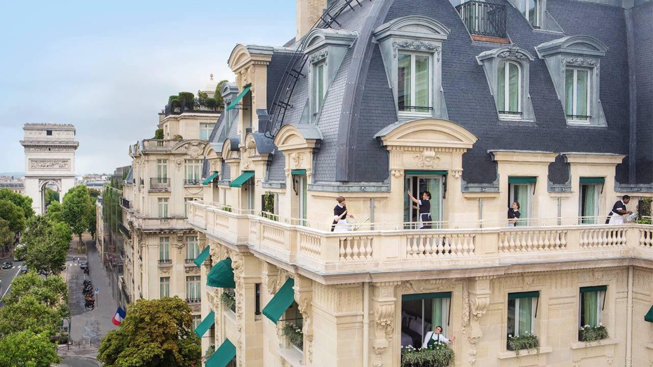 The Peninsula Hotel Paris 5 Star Luxury Hotels