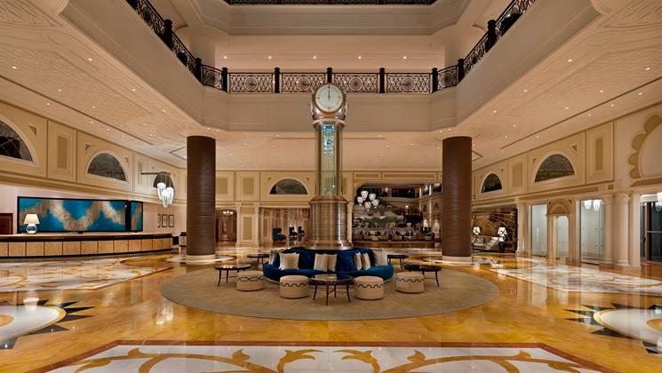 Waldorf Astoria Hotel Ras Al Khaimah 5 Star Luxury Hotels