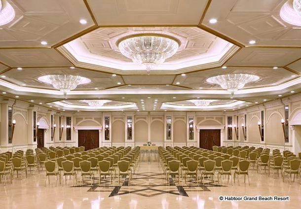 Habtoor grand beach resort dubai vereinigte arabische for Best 5 star hotels in dubai