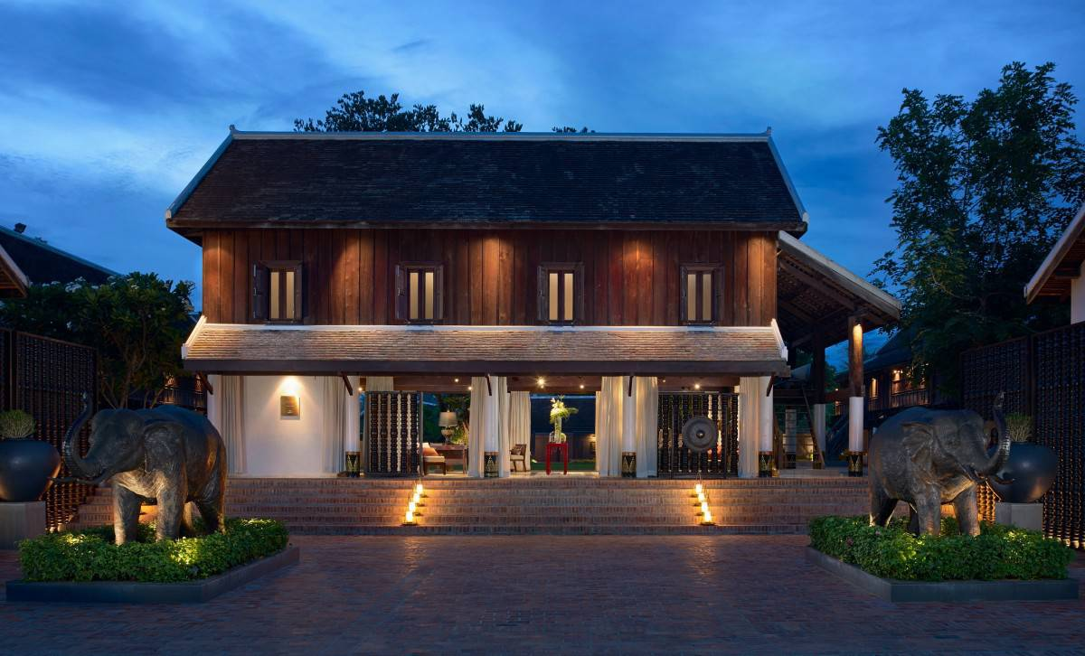 Sofitel hotel luang prabang 5 star luxury hotels for 5 star luxury hotels