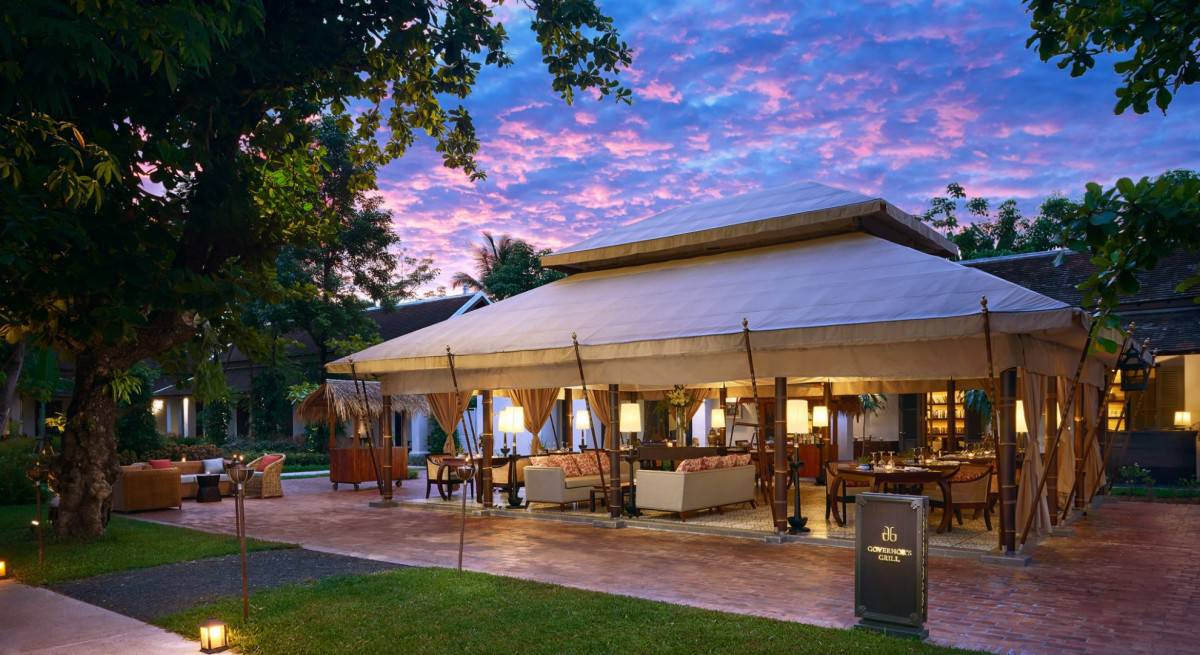 Sofitel hotel luang prabang 5 star luxury hotels for Luang prabang luxury hotels