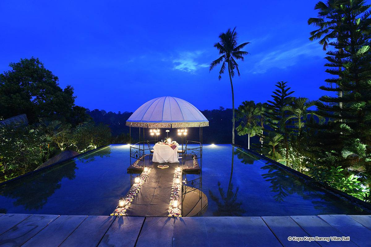 Kupu Kupu Barong Villas Tree Spa Hotel Bali 5 Star Luxury Hotels