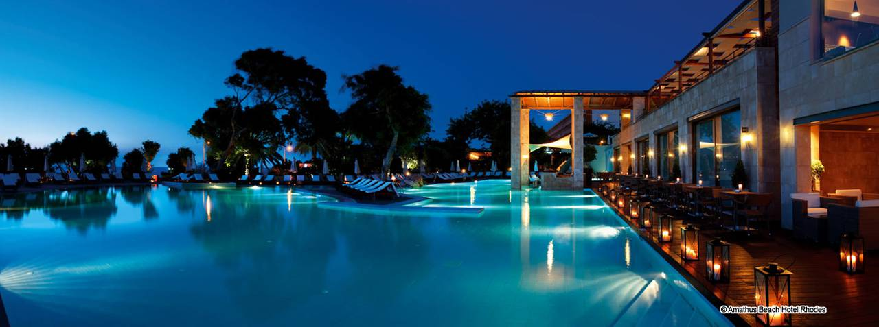 Amathus Beach Hotel Rhodes 5 Star Luxury Hotels